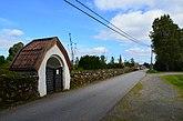 Fil:Seglora nya kyrka - stigluckor.JPG