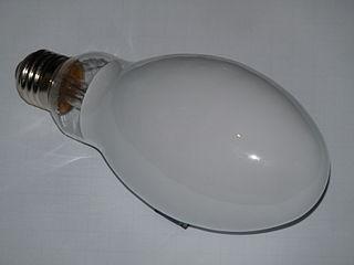 file self ballasted mercury vapor light bulb jpg wikimedia commons. Black Bedroom Furniture Sets. Home Design Ideas