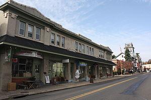 Sellersville, Pennsylvania - Main Street