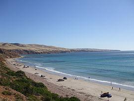 Sellicks beach