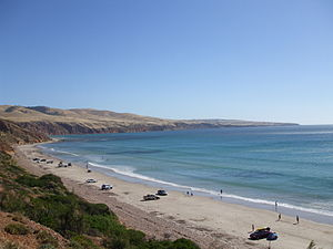 Sellicks Beach, South Australia - Sellicks Beach south