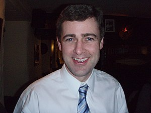 Mark Daly (politician) - Image: Senator Mark Daly