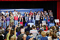 Senator of Vermont Bernie Sanders at Derry Town Hall, Pinkerton Academy NH October 30th, 2015 by Michael Vadon 06.jpg