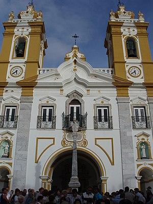 Viana do Alentejo - Image: Senhora d'Aires (Viana do Alentejo)