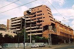 Kneza Milosa Street Wikipedia