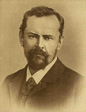 Sergei Nikolaevich Trubetskoy - Prince Sergei Nikolaevich Trubetskoy (1905)