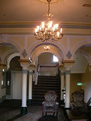 Shamrock Hotel, Bendigo - First floor parlour