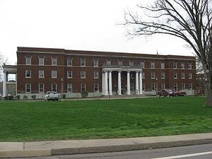 West Liberty University - Shaw Hall