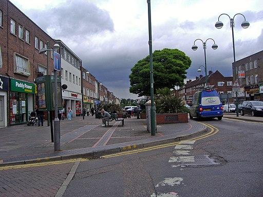 Shenley Road, Borehamwood - geograph.org.uk - 1817292