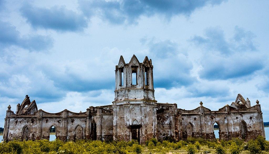 Shettihalli Church.