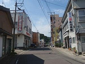 Kazamaura, Aomori - Shimoburo onsen in Kazamaura