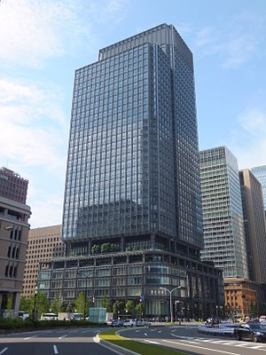 Asahi Glass Co. - Asahi Glass headquarters building