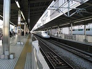 Shin-Yokohama Station - Image: Shin Yokohama Station 02
