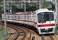 Shintetsu 5016 at Nagata Station.JPG