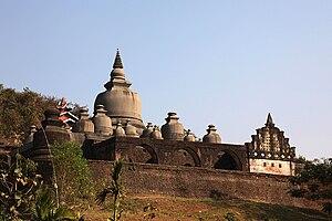 Shite-thaung Temple - Shite-thaung Temple