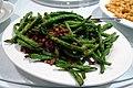 Sichuan's Spicy Green Beans at Sichuan Restaurant, Acton, London (4466367167).jpg