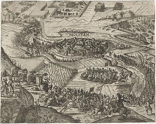 Siege of Molsheim (1610)