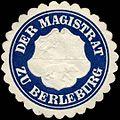 Siegelmarke Der Magistrat zu Berleburg W0226348.jpg