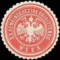 Siegelmarke XX. Gemeindebezirk Brigittenau Wien W0317922.jpg