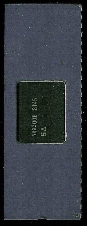 Signetics 8X300 - Image: Signetics N8X300I 8145