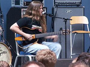 Silent guitar - Image: Silent Guitar
