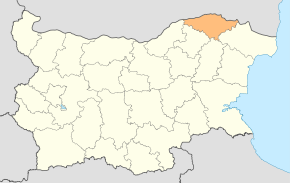 Silistra Province location map.svg