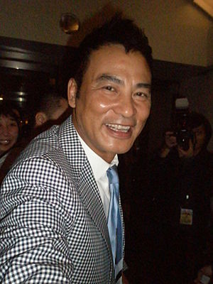 Simon Yam - Simon Yam at New York Asian Film Festival 2010