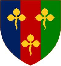 Simonds Escutcheon.png