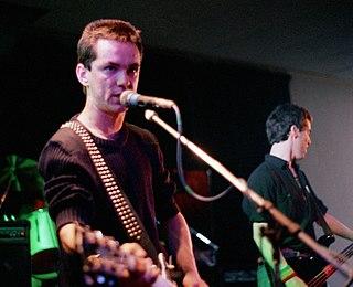Yr Anhrefn Welsh punk rock band