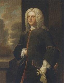 Sir Cholmeley Dering, 4th Baronet British politician