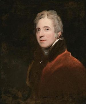 Sir George Beaumont, 7th Baronet - Portrait by Sir Thomas Lawrence