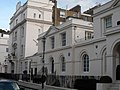 Sir WILLIAM WALTON - Lowndes Cottage 8 Lowndes Place Belgravia London SW1X 8DD.jpg