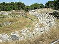 Siracusa, neapolis, anfiteatro romano 10.JPG