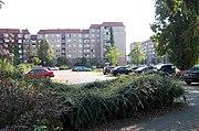 Site of Fuhrerbunker in 2005