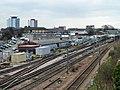 Site of former locomotive depot, Plaistow - geograph.org.uk - 2193928.jpg