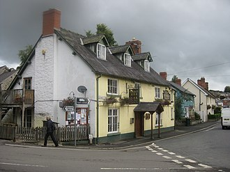 Bishop's Castle - Six Bells pub and brewery