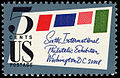Sixth International Philatelic Exhibition Issue 5c 1966 issue U.S. stamp.jpg