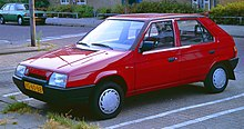 Škoda Favorit del 1988