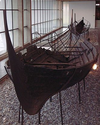 Skuldelev ships - Skuldelev 3