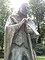 Skulptur, Schäfer mit Hund, Wettsteinpark, Riehen von Otto Roos (1887–1945) 5.jpg