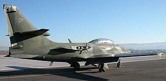 Boeing Skyfox - Skyfox prototype