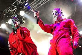 Slipknot @ Claremont Showgrounds (5 3 2012) (7005619843).jpg