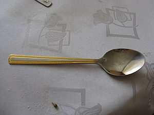 Small spoon