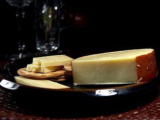 Gouda cheese - Smoked Gouda