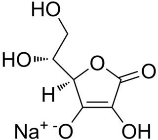 Sodium erythorbate chemical compound