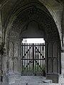 Soissons (02) Abbaye Saint-Jean-des-Vignes Cloître 01.JPG