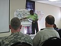 Soldiers and civilians complete disaster management workshop in Botswana (4499997374).jpg