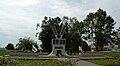 Solidarity Memorial ,Nowa Huta, Centralny square, Krakow, Poland.jpg