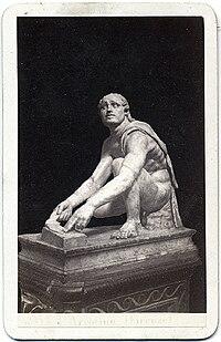 Sommer, Giorgio (1834-1914) - n. 2953 - Arrotino (Firenze).jpg