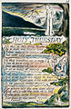 Songs of Innocence and of Experience, copy L, 1795 (Yale Center for British Art) object 38 Holy Thursday.jpg